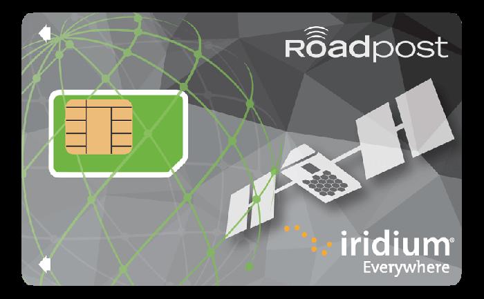 Iridium Satellite Phone Prepaid SIM cards