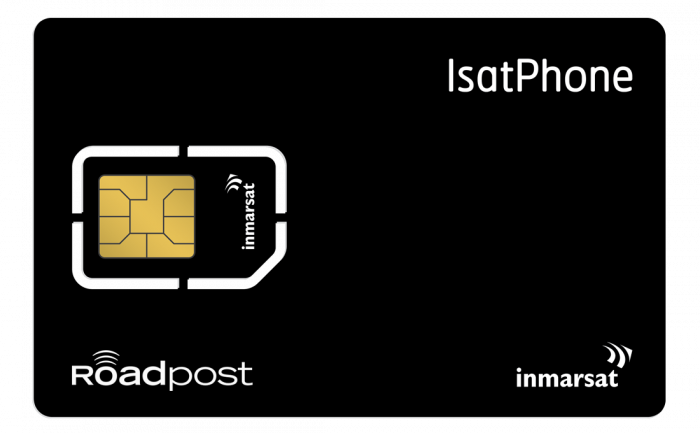 Inmarsat Isatphone North America Plans