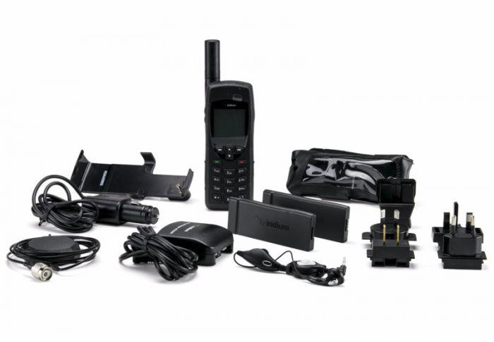 3-month Iridium Satellite Phone Rental