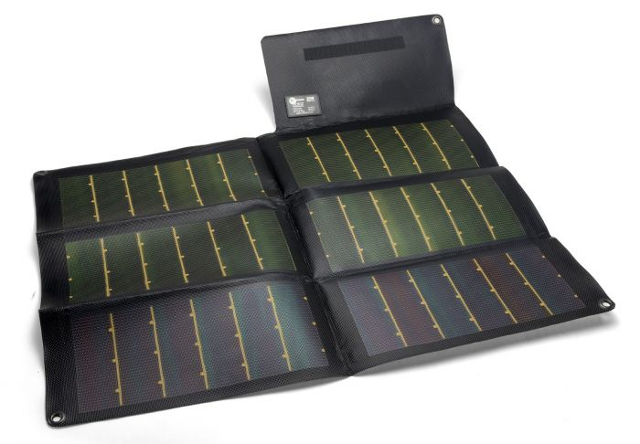 P3 20-Watt Portable Solar Charger