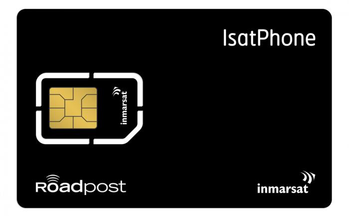 Isatphone prepaid sim cards