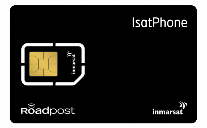 Inmarsat IsatPhone Plans SIM Card