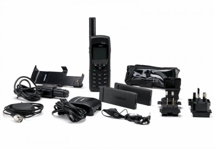 3-month Iridium Satellite Phone Rental