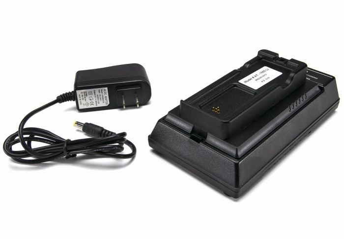 Single Bay Desk Top Charger 9575