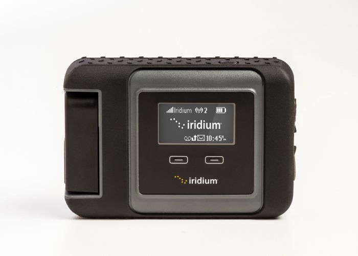 Iridium GO! Global Smartphone Access