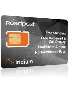 Iridium 75 Min Postpaid Plan