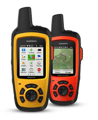 inReach+ Devices